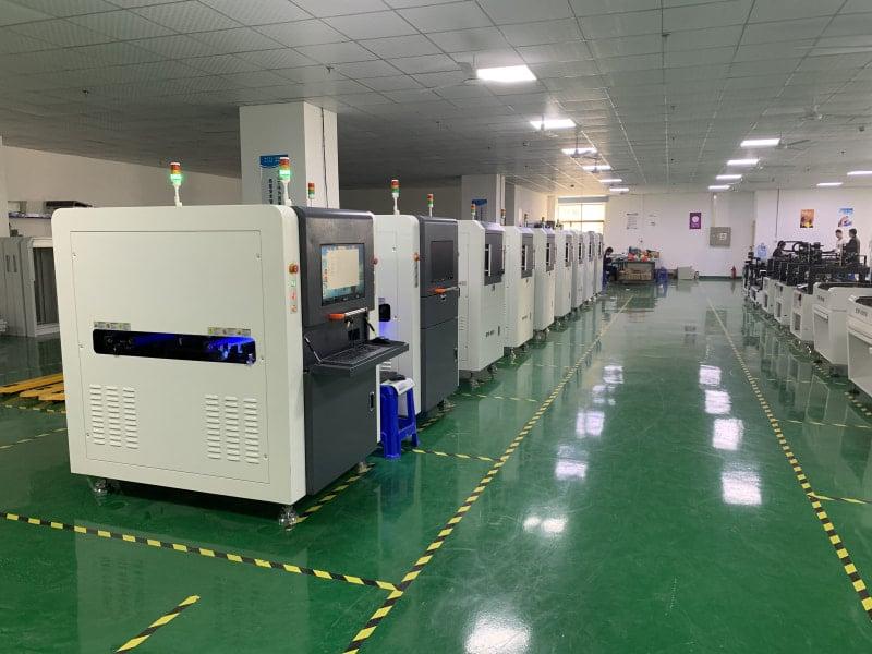 在线AOI设备与离线aoi设备的技术区别